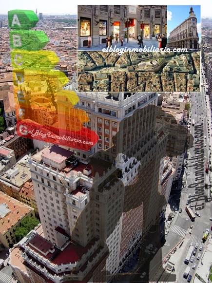 Madrid 2015 Canalejas Edificio España Certificado Energético elBlogInmobiliari