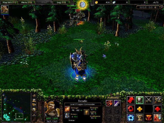 Tresdin - Legion Commander Item and Skill Builds - DotA ...  Legion Commander Dota 1