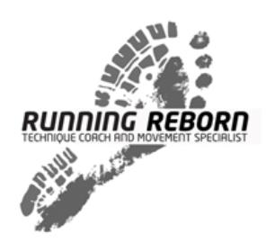 Running Reborn Coaching