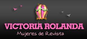 Ya podes leer una nueva historia en  Victoria Rolanda