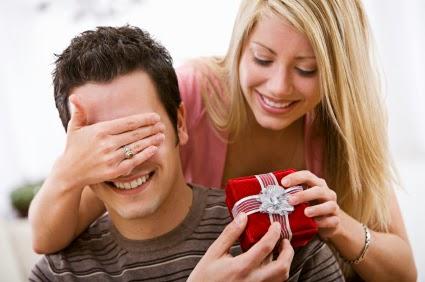 Cách tặng quà Giáng Sinh cho bạn trai