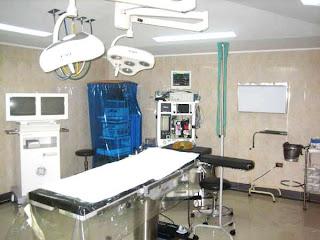 Pabellón quirúrgico