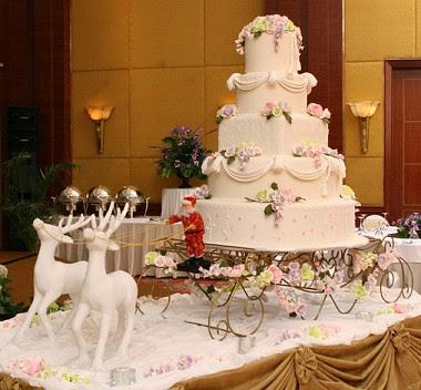 christmas cakes design