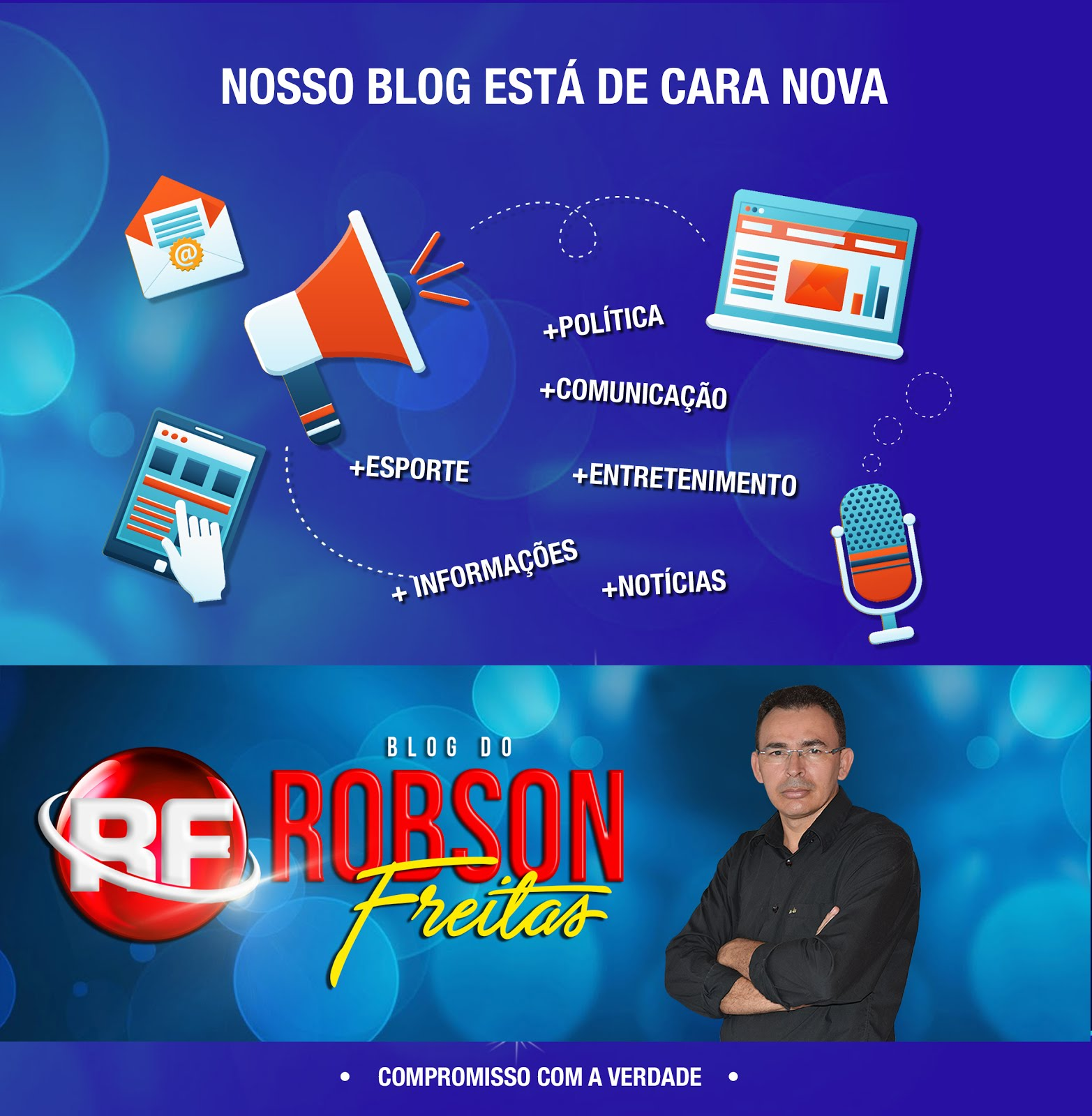 BLOG DO ROBSON FREITAS