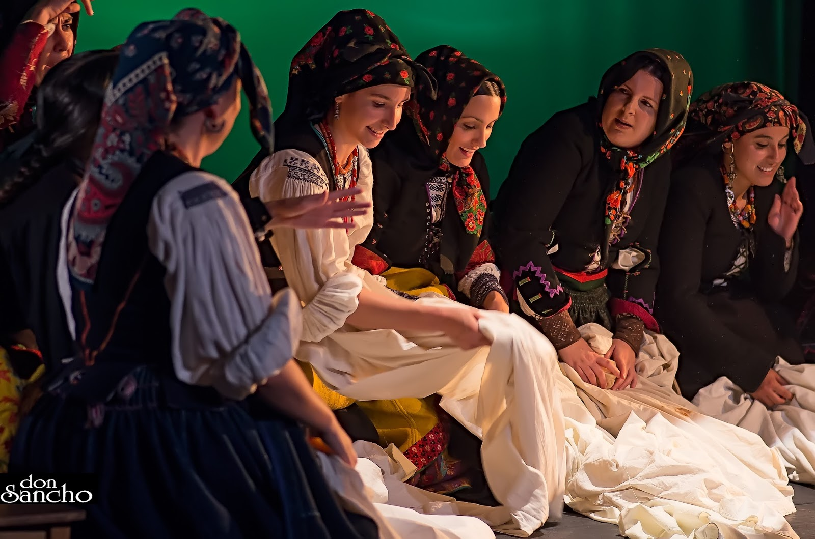 DON SANCHO. Difusión de la Cultura Tradicional de Zamora ... - photo#39