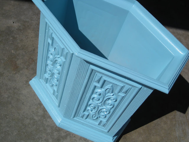 Spray paint your furniture in your favorite color.