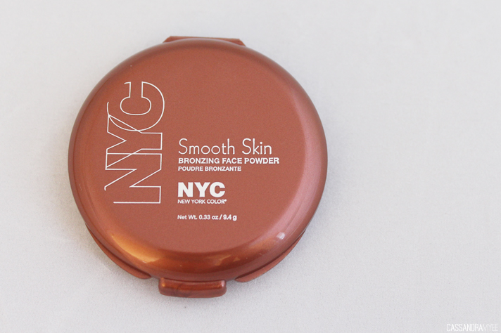 MOST LOVED // June '14 - NYC Bronzing Face Powder in Sunny - cassandramyee