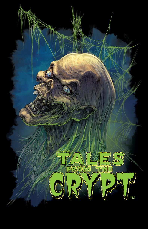 crypt the skeleton form tlaes