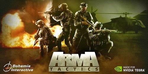 Arma Tactics THD v1.3218 Full Obb APK -progamexp