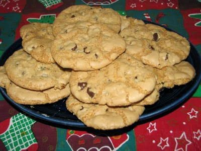 Soft Gluten-Free Chocolate Chip Cookies