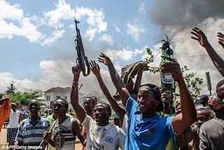 Burundi: le conseil de sécurité préoccupé par l'insécurité croissante et la montée de la violence
