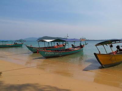 (Cambodia) - Koh Russei Island