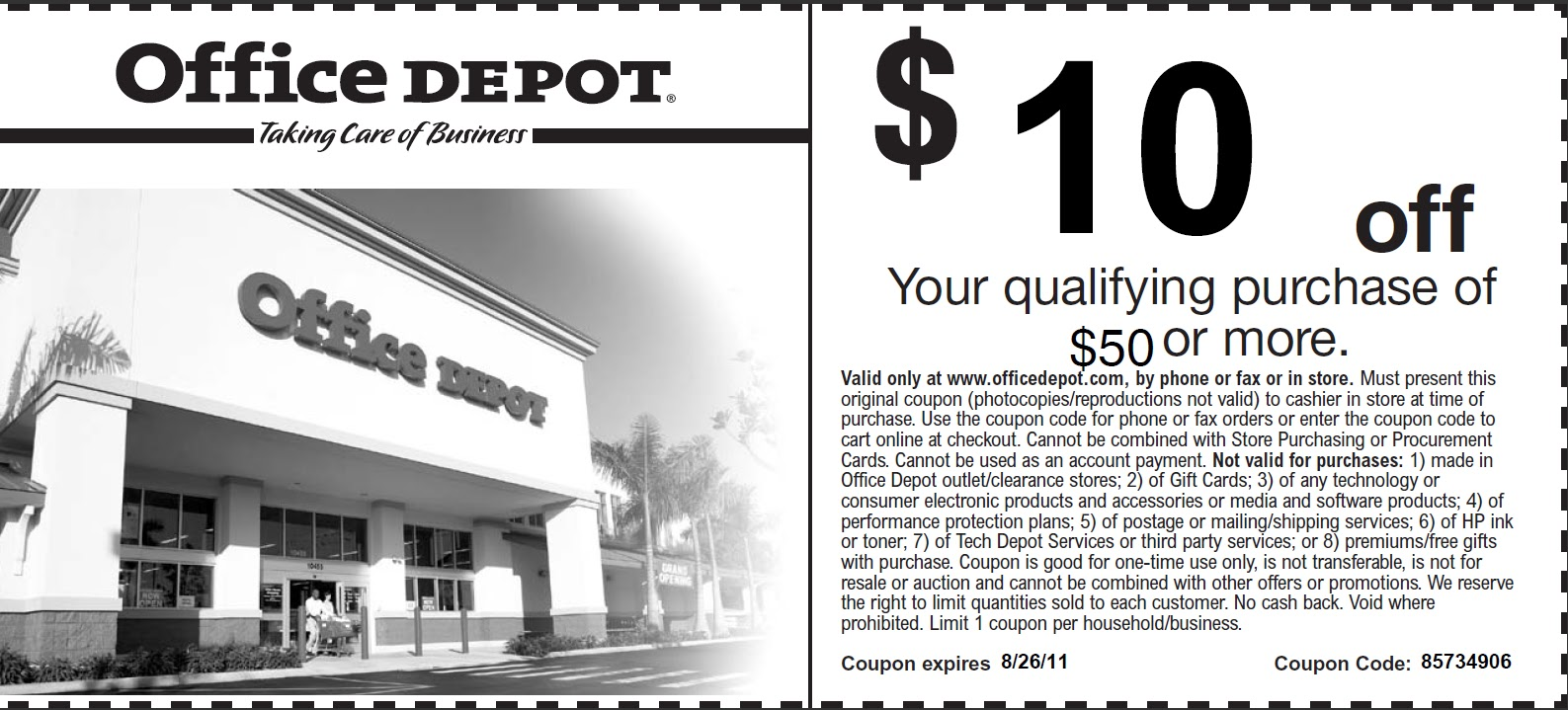 Office Depot Coupons In Store / Claritin Coupons
