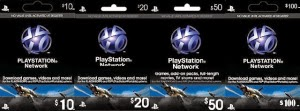 Free $20 Playstation - PSN - Network Redeem Codes