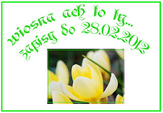 Wiosna ach to ty - wymianka
