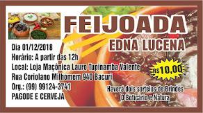 Feijoada Edna Lucena