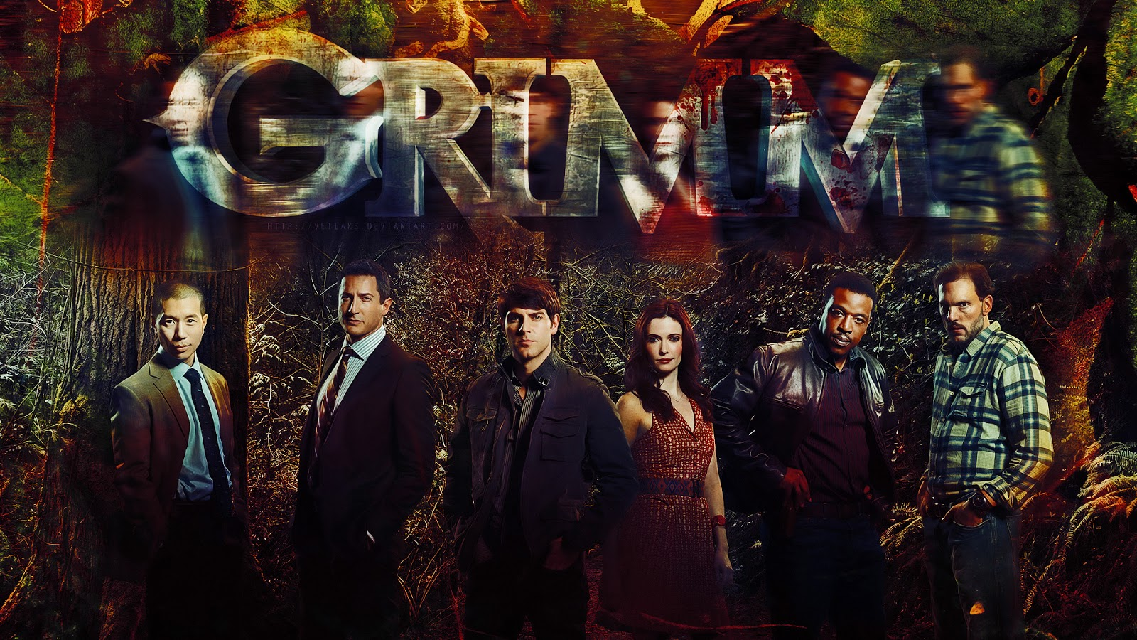 Grimm  6x01 Latino Disponible