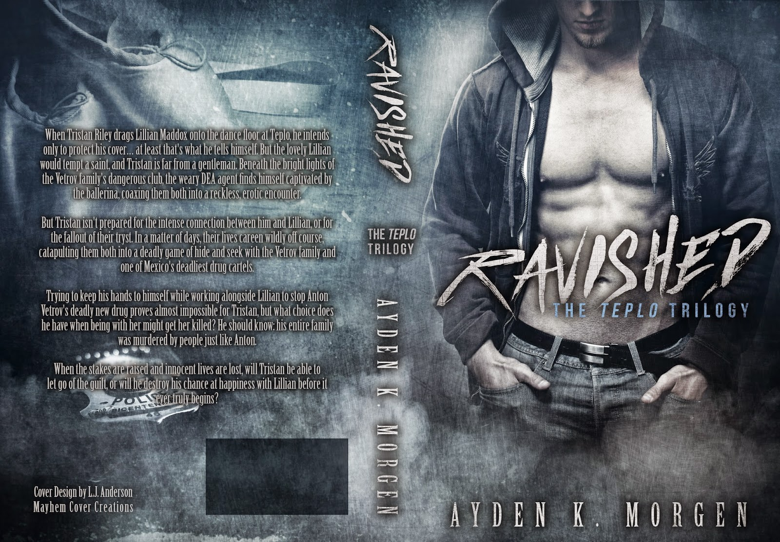 Ravished by Ayden K Morgen