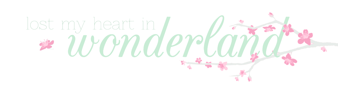 Lost My Heart In Wonderland - A Fashion & Lifestyle Blog By Roisin E. Keats