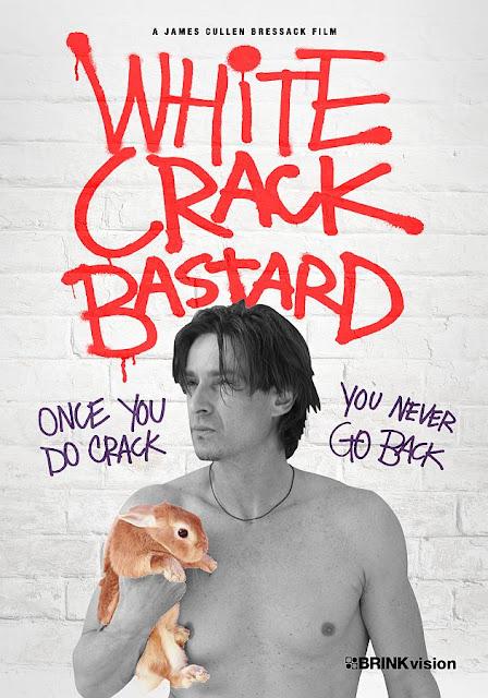 White Crack Bastard DVD cover