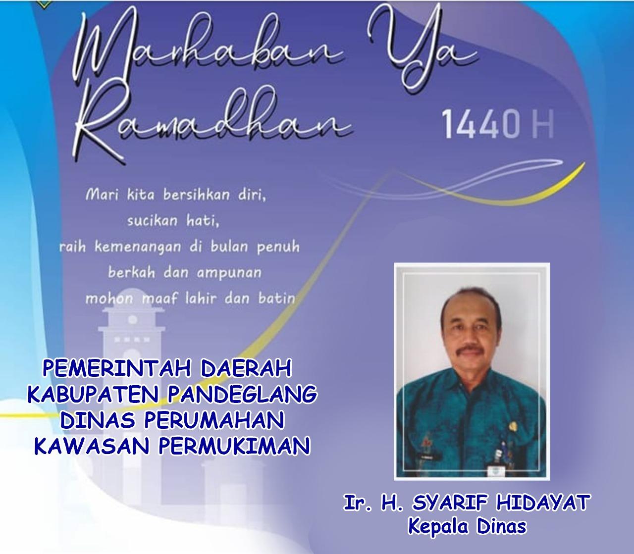 Ir.H. Syarif Hidayat