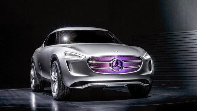 Mercedes-Benz, concept car