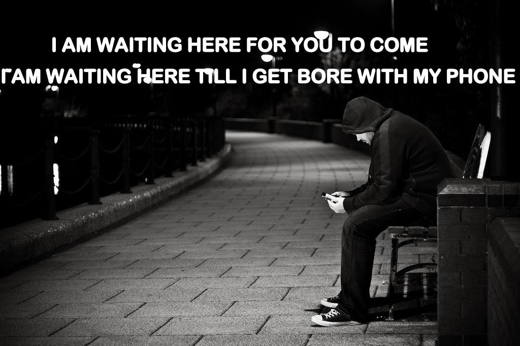 waiting girl quotes - photo #6