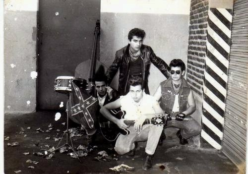 LOS CHOPPERS-ROCKABILLY AND PUNKBILLY.