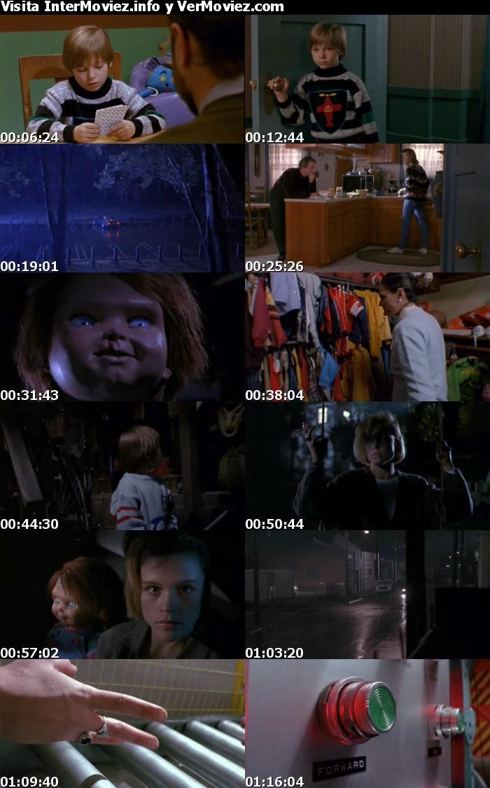 Resultado de imagen para Chucky: El Muñeco Diabolico 2 (1990) capturas