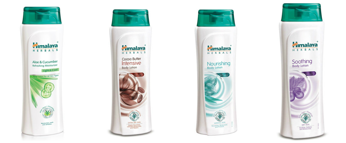 Himalaya Herbals Launches New Body Lotions