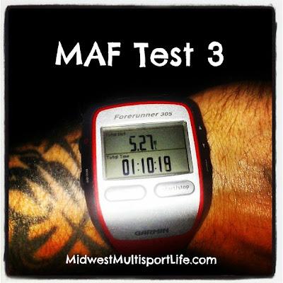 MAF Test 3