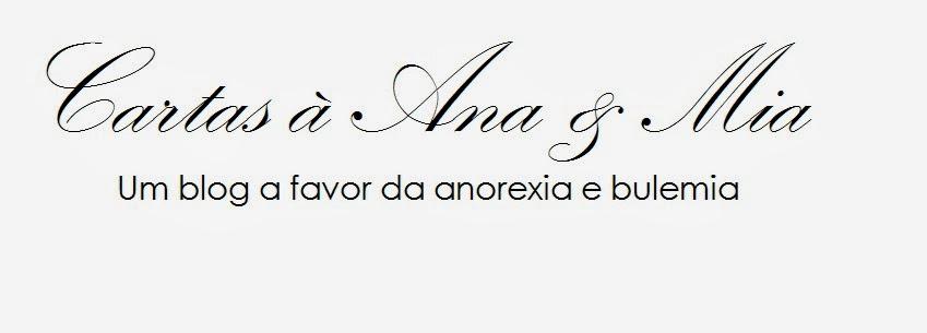 Cartas à Ana & Mia