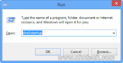 how to add any programs and files to startup folder in window82 How To Add Programs To Startup Folder In Window 8