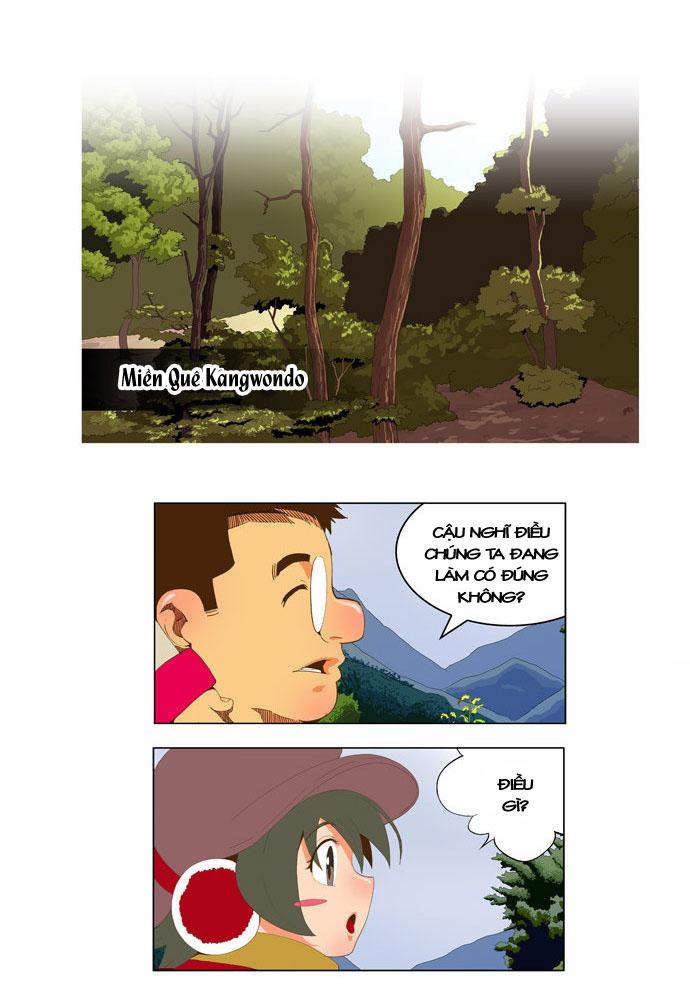 Chúa tể học đường chap 44 - Trang 7