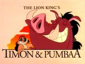 Serie {Timon y Pumba} TimonPumbaaqweqwe