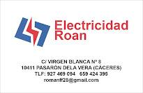 Electricidad Roan S.L.(Pasarón)