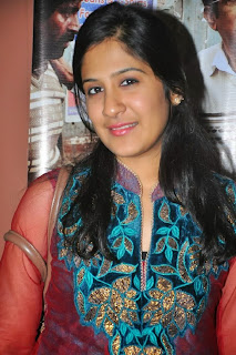 Swetha Mohan  Pictures in Salwar Kameez at Kangaroo Movie Audio Launch Function ~ Celebs Next