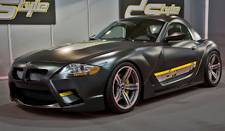 BMW All Review  Bmw z4 rs tuning