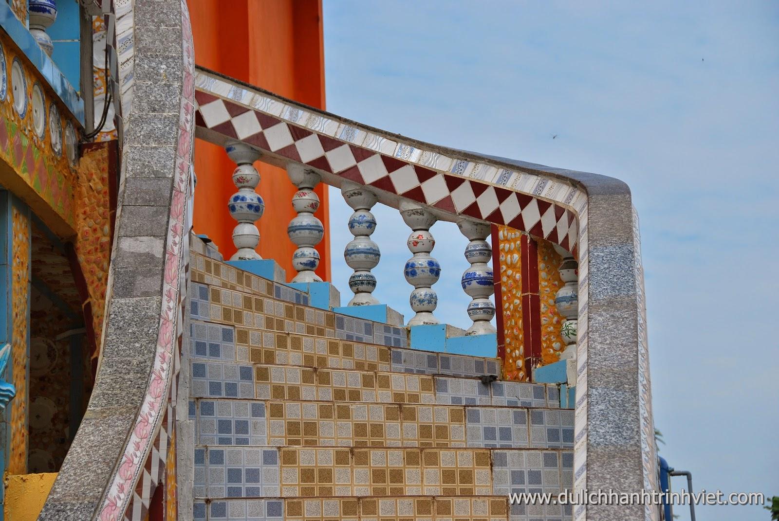 Viếng chùa Chén Kiểu ở Sóc Trăng