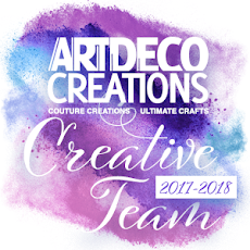 I AM ON THE ARTDECO CREATIONS TEAM