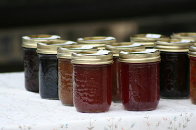 How to prepare homemade jams and sweet
