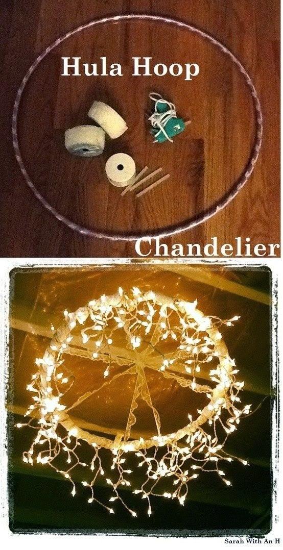 http://sarahontheblog.blogspot.com/2012/04/hula-hoop-chandelier.html