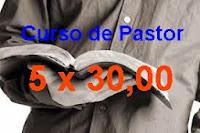 CURSO DE PASTOR