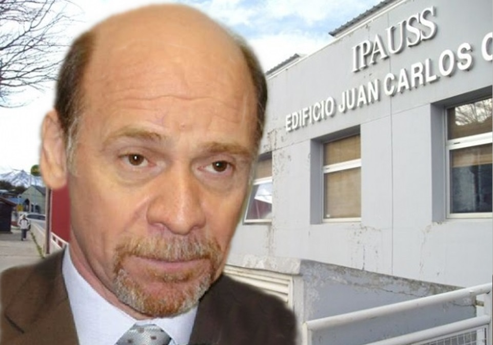 IPAUSS directorio jubilo a Manfredotti