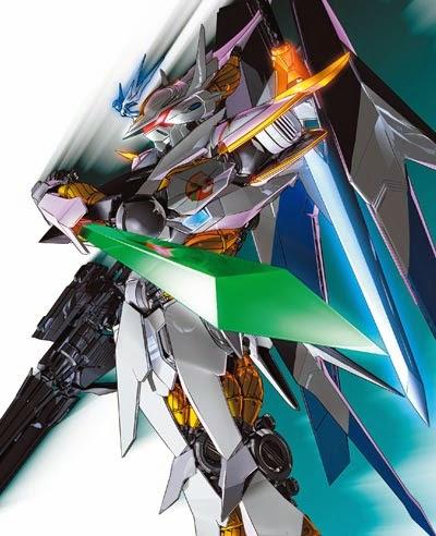 Cross Ange: Tenshi to Ryuu no Rondo Insert Song by Nana Mizuki