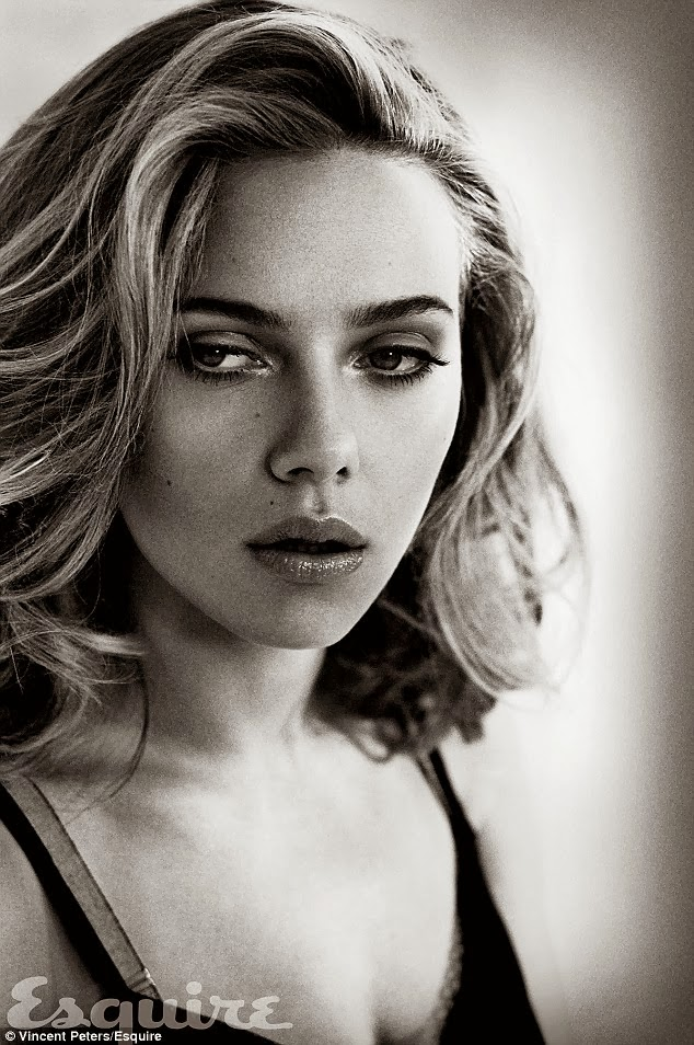 Meet the world's sexiest woman | Scarlett Johansson