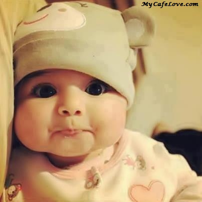 So cute baby image