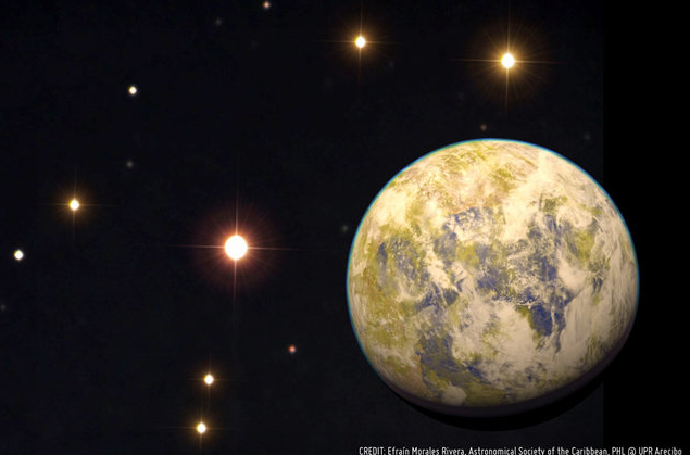 Scientists Discover One Of The Most Earth-like Planets Yet