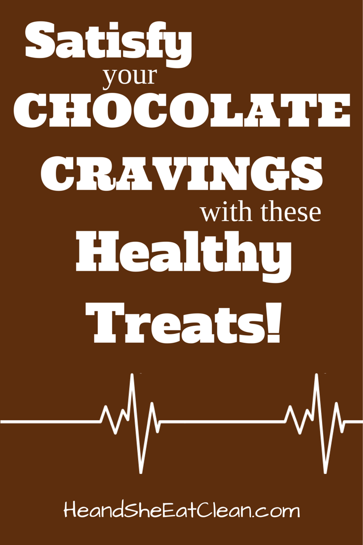 Satisfy your Chocolate Cravings with these Healthy Treats! — He ...