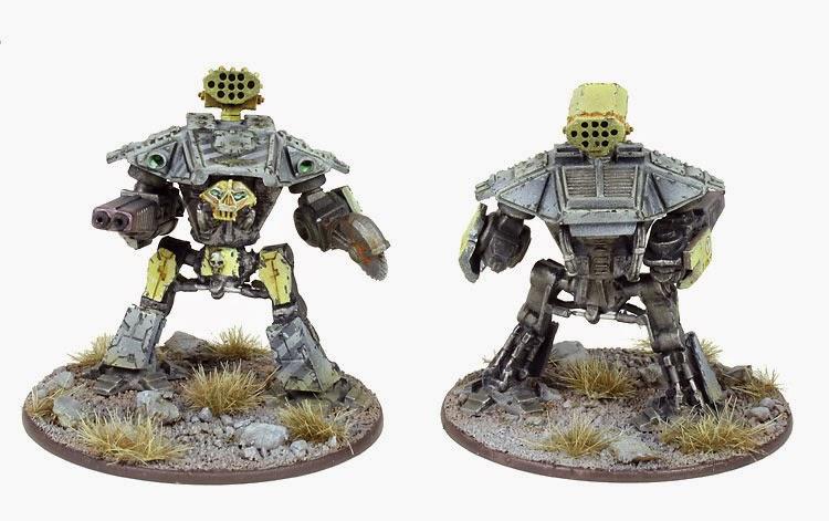 Epic Scale Legio Gryphonicus Reaver Titan